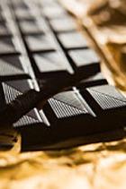 Черный шоколад спасет печень