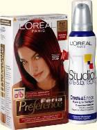 Лучшие краски для волос 2010 года