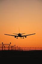 Семейный скандал задержал самолет на 1,5 часа