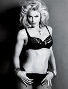 Мадонна в белье и без Photoshop!