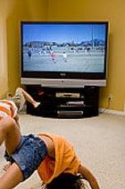 Телевизор портит детям жизнь и здоровье