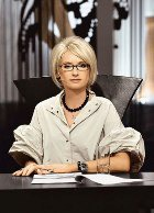 Эвелине Хромченко вынесен «модный приговор»