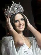 «Мисс Россия» будет представлять страну на конкурсе «Мисс Вселенная 2010»