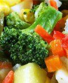 Сырые овощи есть не полезно!