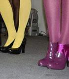 Высокие каблуки превращают женщин в инвалидов