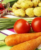Сырыми овощами лечим раны