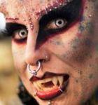 Знакомьтесь: женщина-вампир