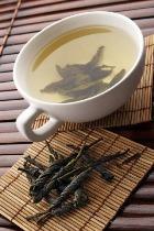 Зеленый чай - враг ожирения