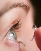Лечение близорукости при помощи специальных ночных линз