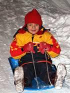 Что предпочесть – катание на санях или на лыжах?