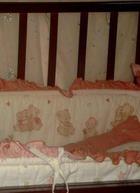 Сон младенца с мамой крепче и спокойнее