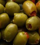 Оливки с миндалем угрожают здоровью