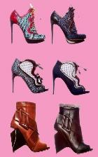 Николас Кирквуд представил модную коллекцию для смелых дам