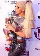 Леди Гага в очередной раз всех поразила
