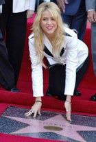 Шакира и её звезда