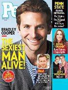 Секс-символ мира по версии журнала People - Брэдли Купер