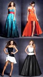 Romantic Vampire: выпускные платья по мотивам «Сумерек»