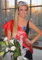 Марию Белоногову назвали  «Мисс студенчество России-2011»
