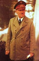 Постель Адольфа Гитлера продали с молотка