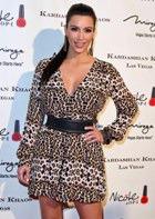 К Ким Кардашьян приклеился статус самой невоспитанной звезды