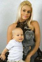 У экс-«блестящей» Ксении Новиковой украли детей