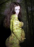 Беременная Наталья Орейро позировала для «Гринпис»