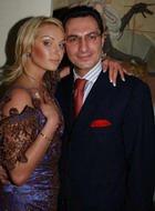 Волочкова отпраздновала Новый год с бывшим мужем