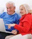 Компьютерные игры: развлечение для пожилых