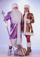Сегодня День рождения Мороза и Снегурочки