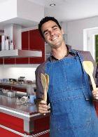 Приготовление еды – мужское дело