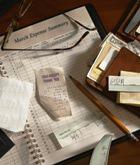 Работать продуктивно помогает… хаос на столе