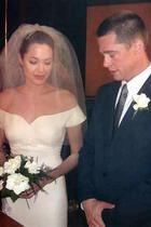 Необычная свадьба Анджелины Джоли