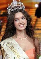 В России самая красивая - Елизавета Голованова