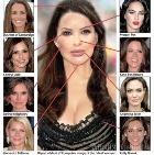 Хирурги: это идеальное лицо для женщины