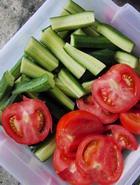 Овощи и фрукты за несколько недель улучшают кожу
