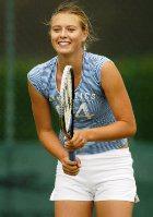 Шарапова в четвертьфинале турнира в США обыграла Кириленко