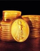 Французы выпустили серию монет из золота номиналом в тысячу евро