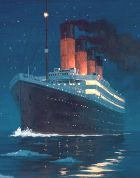 Меню с «Титаника» продали на аукционе