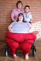Не все мечтают похудеть