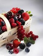 Здоровье мозгу обеспечат ягоды