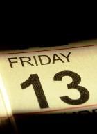Сегодня пятница, 13