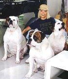Во что обходятся певице Лайме Вайкуле её собаки?