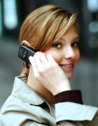 С кем женщины разговаривают по телефону?