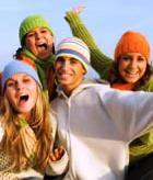 Счастливых жителей Земли в 4 раза больше, чем несчастных