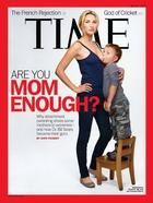 Фото кормящей мамы на обложке журнала вызвало скандал