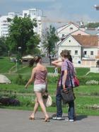 Самый простой способ улучшить настроение – погулять в парке
