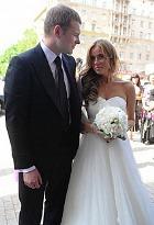 Сергей Бондарчук и Тата Мамиашвили сыграли свадьбу