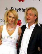 Рудковская и Плющенко ждут ребенка