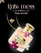 Кейт Мосс и её новый аромат Lilabelle Truly Adorable