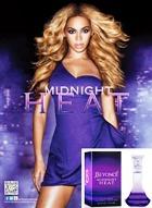 Бейонсе и ей новый аромат Midnight Heat